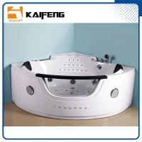 Wholesale Computer Control Modern Jacuzzi Whirlpool Tub , Whirlpool Spa Tub With Sturdy Fixtures from china suppliers