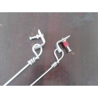 Wholesale 12ga X 6FT Ceiling Hanger Wire ,Hanger Wires, Galvanized Hanger Wires, Hanger Wire Pre-Tied with Pin and Clip from china suppliers