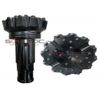 """Convex Face Shape DTH Drill Bits SD8 For Water Well Drilling 8"""" High Penetration"""