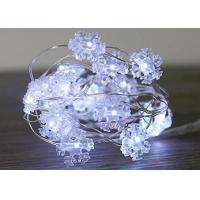 Wholesale 2 Meter USB LED Fairy Lights , 5 Volt Mini LED Snowflake String Lights from china suppliers