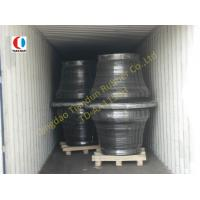 Wholesale 1150H Super Cone Black Boat Fenders SBR For Harbor , ISO9001 from china suppliers