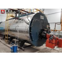 Wholesale 1 Ton Hr Oil Steam Boiler Diesel Fired Boiler For Pringting Dyeing Factory from china suppliers