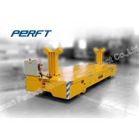 Wholesale Industrial Material Equipment Train Shipment Cargo Transport Electric Die Transfer Cart from china suppliers