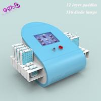 Buy cheap 336 Zerona Diodes Laser Liposuction Machines For Slimming / Body Sculpting from wholesalers