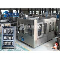 Wholesale High Speed Carbonated Drink Filling Machine 3 In 1 Rotary Type 8000BPH from china suppliers