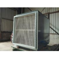 China Enamel Plate Plate Type Air Preheater / Gas Gas Heat Exchanger on sale