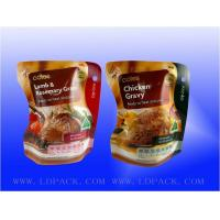 Wholesale Beverage Pouches Retort Pouch Packaging , Food Retail Packaging from china suppliers