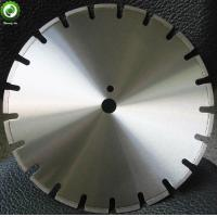 Wholesale 350mm Diamond saw blade cutting metal copper from china suppliers