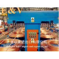 Wholesale Low Oxygen 8mm Copper Rod Upward Casting Machine With 7920H Working Hour from china suppliers