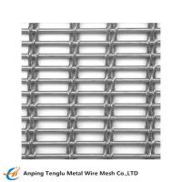 Wholesale Stainless Steel Decorative Mesh Rope Pitch: 30mm from china suppliers