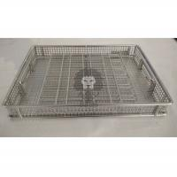 Wholesale Stainless Steel Sterilization Mesh Tray ,Sterilization Tray, Sterilizing Tray, Sterilization Mesh Tray, Wire Basket from china suppliers