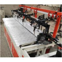 China Durable Chain Link Fence Metal Mesh Making Machine With 2 Years Warranty on sale