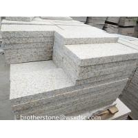 China Cheap Price Natural Stone Rustic Yellow Granite Paving Stone For Patio on sale