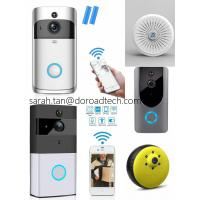 Wholesale Wireless Smart Video Doorbell Home WiFi Security Camera from china suppliers
