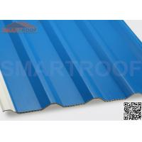 Wholesale 94% Efficiency PVC Hollow Plastic Roofing Panels Sheets With Low Heat Conductivity from china suppliers