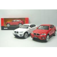 China DIE CAST1:43TH SCALE BMW X6 on sale