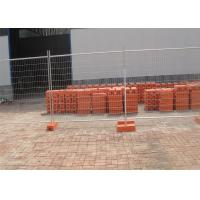 Hot Dipped Galvanized Construction Fencing Chain Link