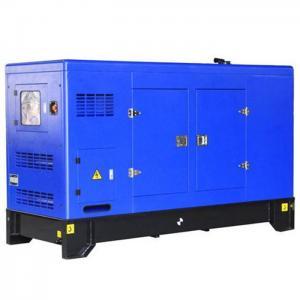 China 7kw 8kw Power Yanmar Diesel Engine Generator Super Silent Enclosure 1500rpm on sale