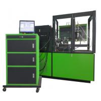 China 11KW -2 2KW 2000Bar Common Rail Pump Test Bench , measuring with sensors on sale
