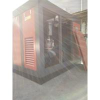 Buy cheap 260 0* 1280 * 1900mm Water Cooled Air Compressor 110kw With Direct Drive from wholesalers