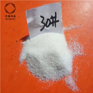 Wholesale 12-240# White corundum / white alundum/White fused alumina grits from china suppliers