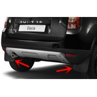 Wholesale DACIA Duster 2010 2011 2012 2013 2014 2015 Car Mud Guards , OEM Type Splasher from china suppliers