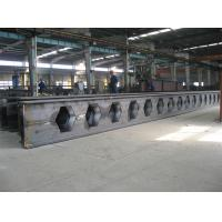 China Welded Heavy Structural Steel Beams Prime Hot Rolled Honey Comb H Beams on sale