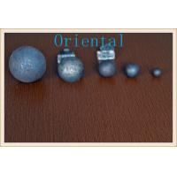 Wholesale No breakage factory medium chrome alloy casting steel grinding ball from china suppliers