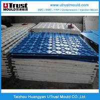 Wholesale press mould SMC table-tennis table mould maker in China from china suppliers