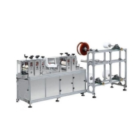 Wholesale 3 Ply N95 Medical Surgical Nonwoven Face Mask Machine from china suppliers