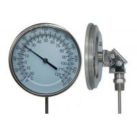 Wholesale WSS Adjustable Bimetal Thermometer With Screw Or Flange Connection from china suppliers