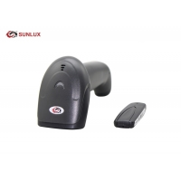 Wholesale Handiness Easy Operation Black 2D Imager Wireless Barcode Scanner from china suppliers