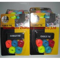 Wholesale OEM wholesale multi-size adjustable self-locking cable tie wrap tapes from china suppliers