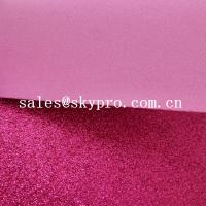 Wholesale 2mm Thickness EVA Glitter Foam Sheet OEM School Lightweight Foam Sheet Comfortable from china suppliers