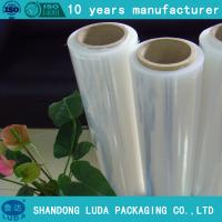 Wholesale China Industrial pallet plastic stretch packaging colored shrink wrap from china suppliers