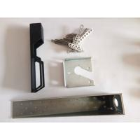 Wholesale Lightweight Coated Stainless Steel Stamped Parts With Cutting / Welding Process from china suppliers