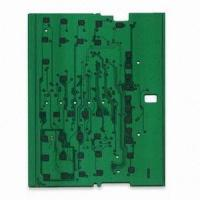 Wholesale Multilayer 0.012mm 0.25MM Min. Line 30° V-Cut gold plating double sided CEM-1 pcb board from china suppliers