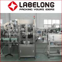 Quality Fully Automatic Shrink Sleeve Labeling Machine for Glass /Pet/Can Bottle for sale