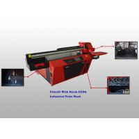 Buy cheap Multicolor Flatbed UV Glass Printer With Ricoh Industrial Print Head from Wholesalers