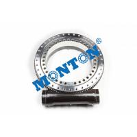 Wholesale Enclosed Housing Worm Drive Slew Ring , Solar Slew Drive Compact Design from china suppliers