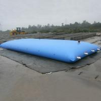 PVC Bag pillow agriculture water storage tanks