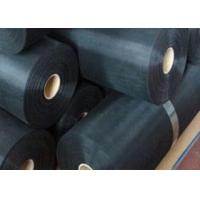 Wholesale Decorative Epoxy Coated Mesh , Cloth Coated Wire For Window Guard from china suppliers