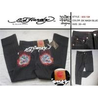 Wholesale Cheap mens ed hardy jeans from china suppliers
