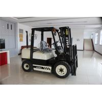Quality Side Shift Compact Lift Trucks , Indoor Outdoor Forklift 2705x1225x2075mm for sale