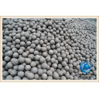 Wholesale Diameter 40-125mm Forged Grinding Steel Ball For Cement Plant And Mining from china suppliers