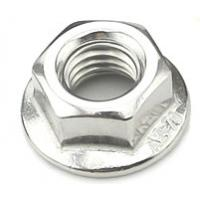 Wholesale Practical AMSE Hex Head Nut , Convenient Unc Hex Nut With Plain Surface from china suppliers