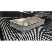Wholesale Perforated Side, Stainless Steel Wire Mesh Basket Tray,Wire Mesh Tray, Sterilizing Tray, Sterilization Tray, Sterilizing from china suppliers