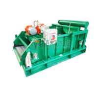 Wholesale 130m3/h Capacity Linear Motion Shale Shaker for Well Drilling Mud System from china suppliers