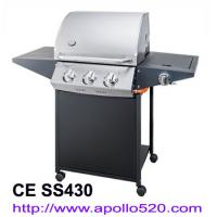 China Gas Grill Barbecue 3burner on sale