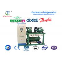 Wholesale R404a Bitzer Brand Screw Type Cold Room Compressor Unit For Water Chiller from china suppliers